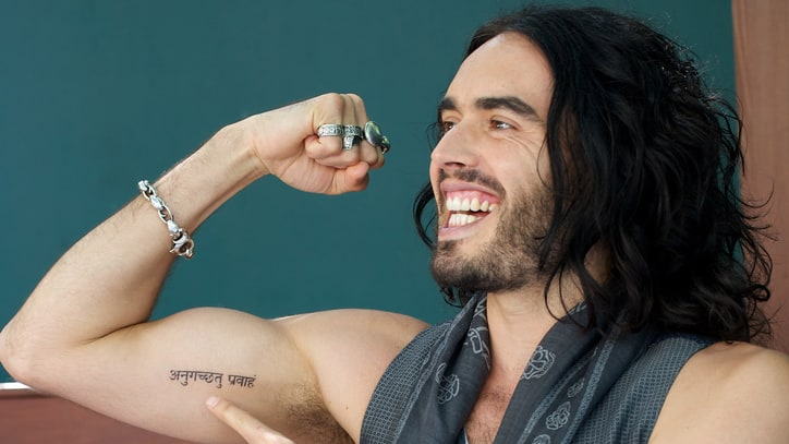 Russell Brand: Sexy Beast