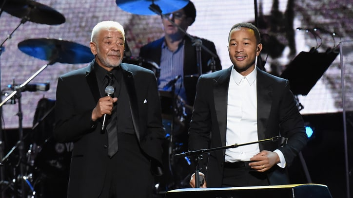 John Legend on Singing With Bill Withers at Rock Hall: 'Don't F--k It Up'