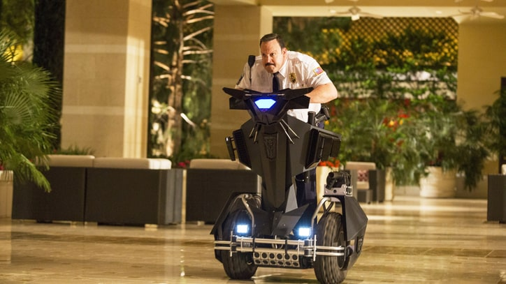 Shop, Drop and Roll: A Real Mall Cop Takes on 'Paul Blart'