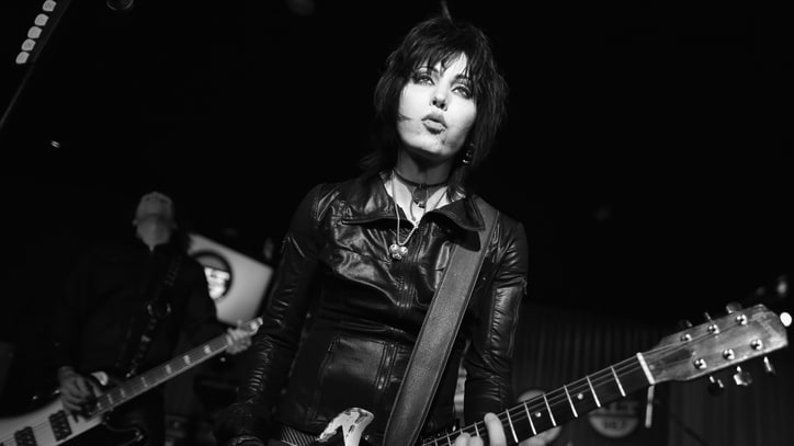 Joan Jett: Built to Rock