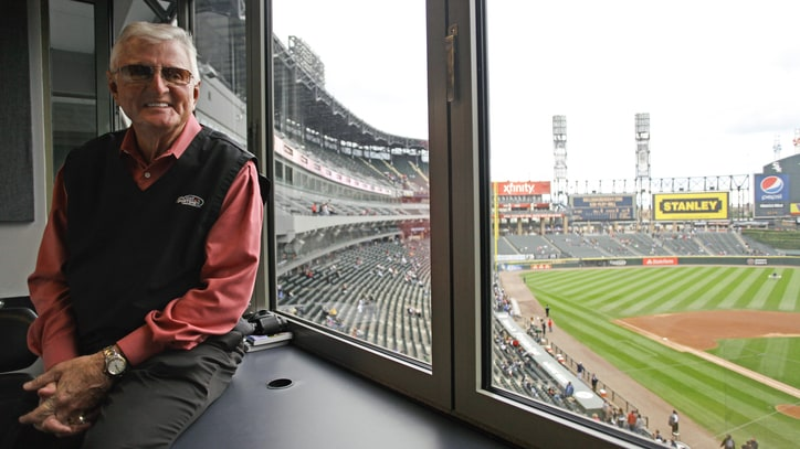 Hawk Harrelson: Baseball's Ultimate Homer Still Rules on the South Side