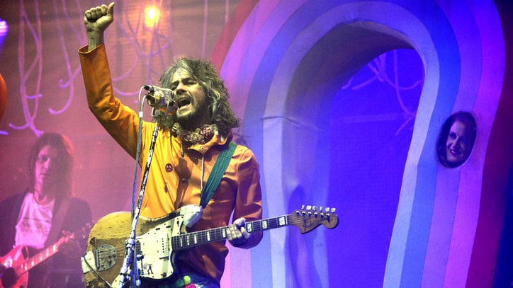 Flaming Lips Plot Trippy Beatles Tribute for Howard Stern