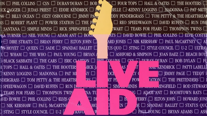Live Aid 1985: The Day the World Rocked