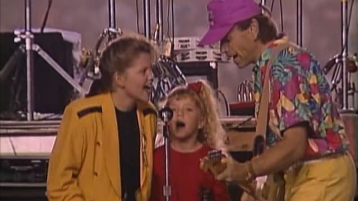 Flashback: The 'Full House' Gang Jams With the Beach Boys