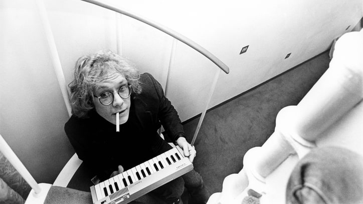 The Crackup and Resurrection of Warren Zevon