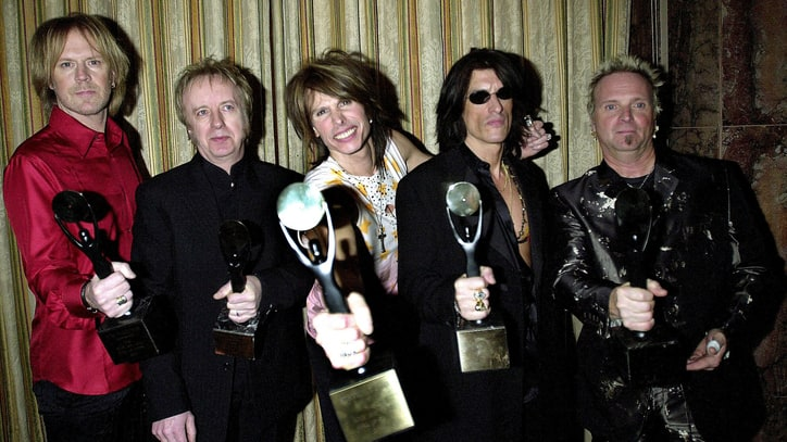 Aerosmith, Rock's Longest-Running Dysfunctional Family Sitcom