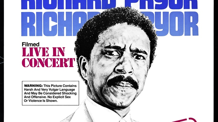 Richard Pryor's Life in Concert
