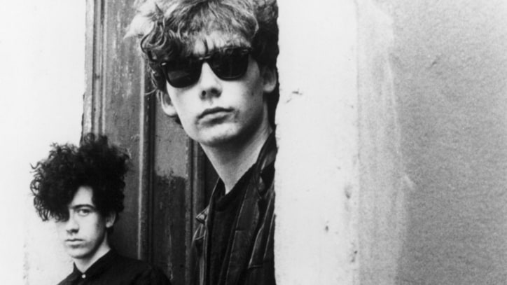 Jesus and Mary Chain Look Back on 30 Years of 'Psychocandy'