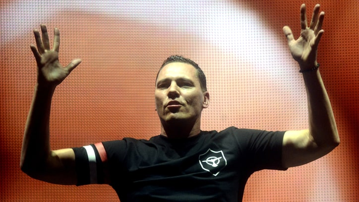 Tiësto Headlines DJ Competition Series 'Your Shot'