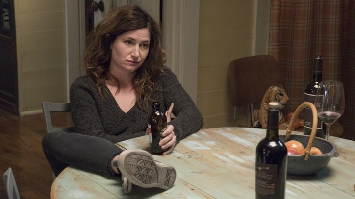 Kathryn Hahn on 'Happyish' and Finding Her Inner 'Fartist'