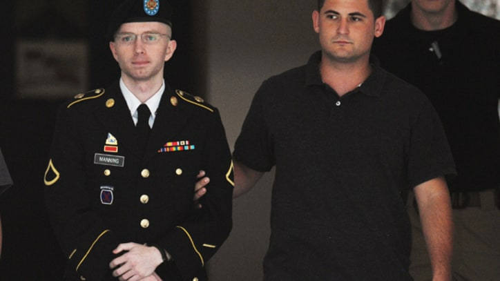 Bradley Manning Found Guilty on 20 Counts; Not Guilty of Aiding the Enemy