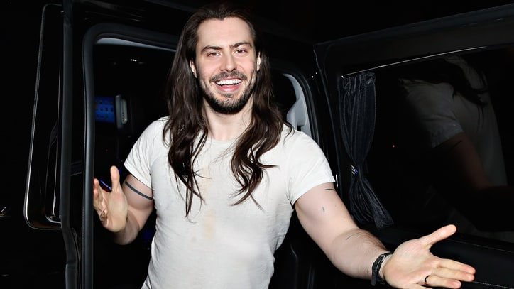 Andrew W.K. Scores Show on Glenn Beck's Radio Network