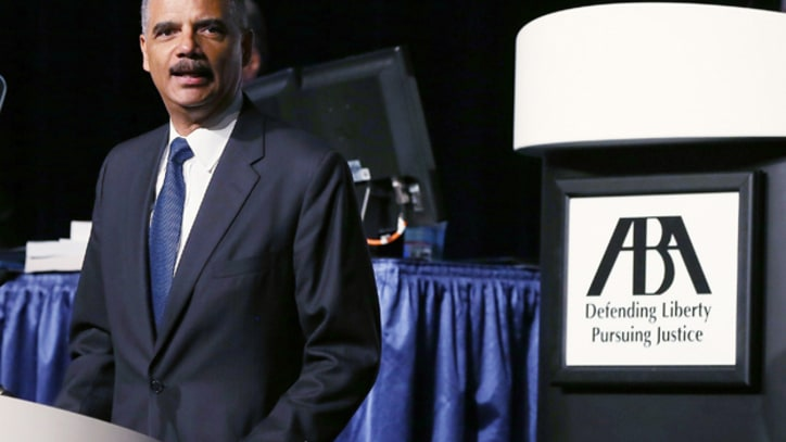 Eric Holder's Drug War Speech: Don't Get Too Excited Yet