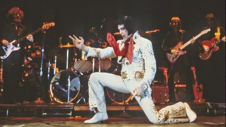 Elvis Presley: Shake, Rattle and Roll 'Em