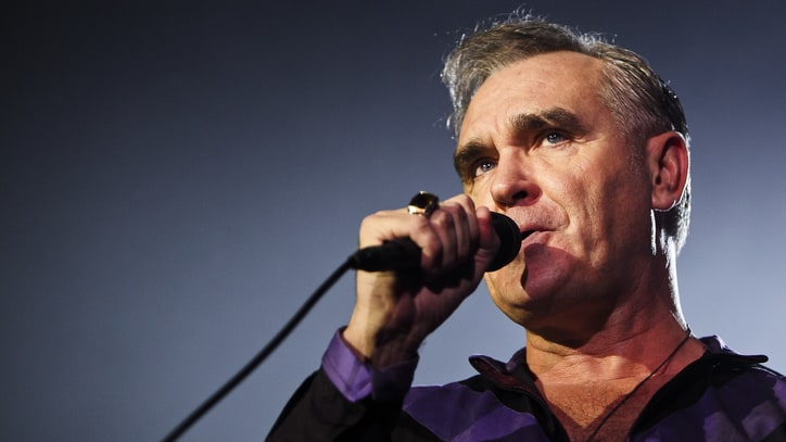 Read Morrissey's Scathing Open Letter to Al Gore and Live Earth