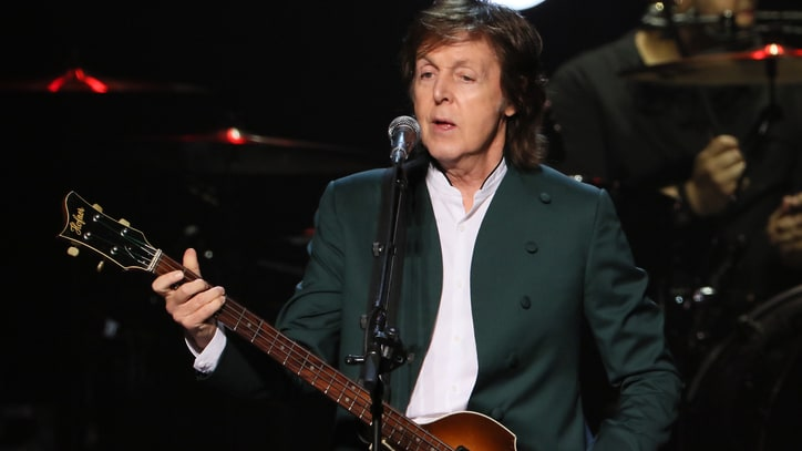 Watch Paul McCartney Perform Beatles' 'Another Girl' for First Time