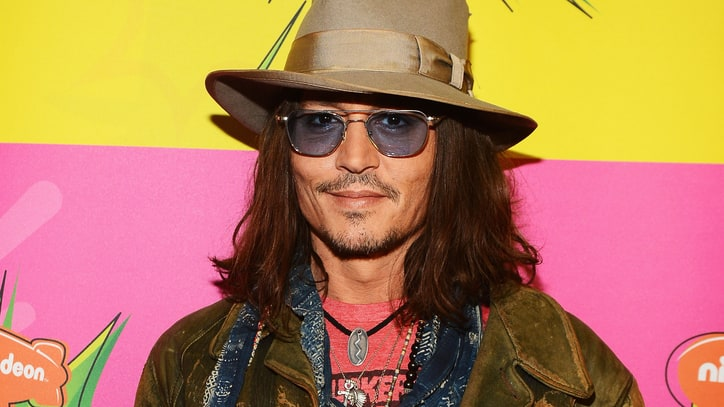 Johnny Depp: An Outlaw Looks at 50
