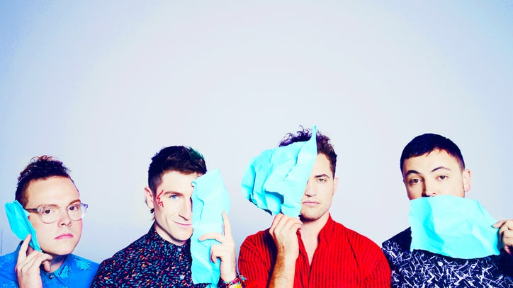 The Secret of Walk the Moon's Glittery Feel-Good Rock