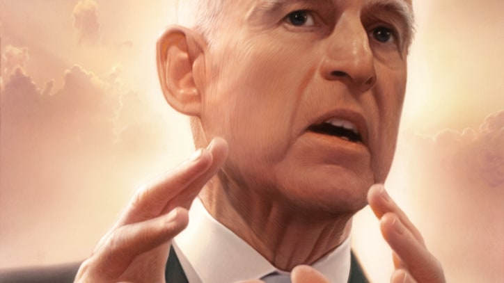 Jerry Brown's Tough-Love California Miracle