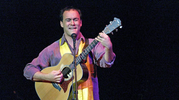 The Salvation of Dave Matthews