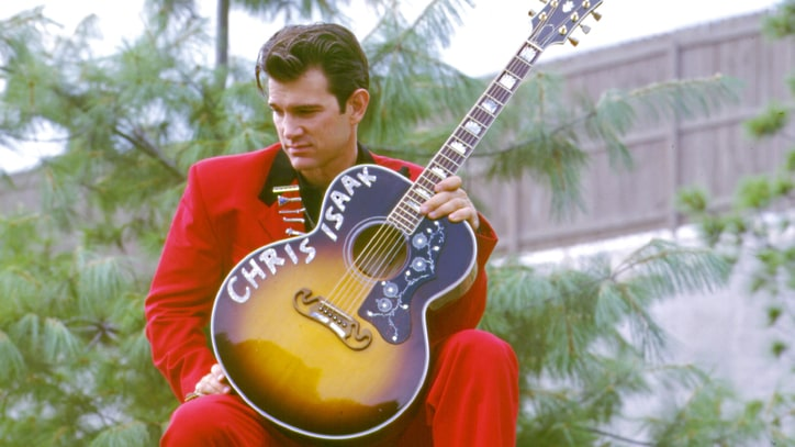 Interview: Chris Isaak