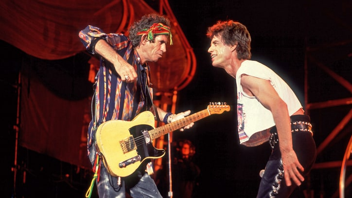 The Rolling Stones: Mick Jagger and Keith Richards' Uneasy Truce