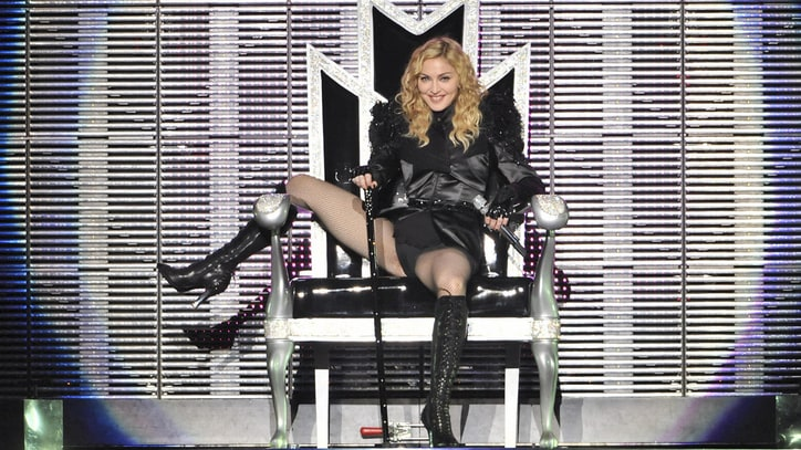 Madonna Looks Back: The Rolling Stone Interview