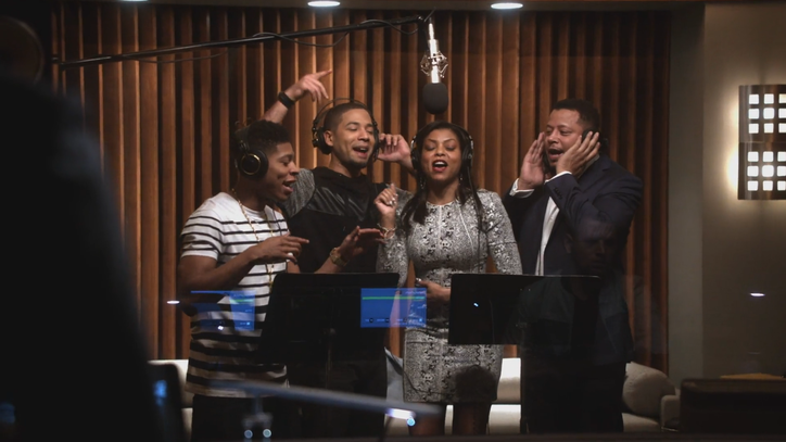 Watch 'Empire' Cast Play a Happy Family in 'You're So Beautiful' Video