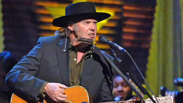 Neil Young: The Open Man