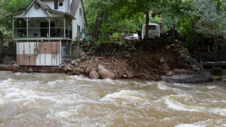 Flooding and Fracking in Colorado: Double Disaster
