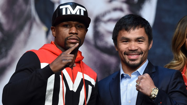 Mayweather vs. Pacquiao: Love the Fight, Not the Fighters