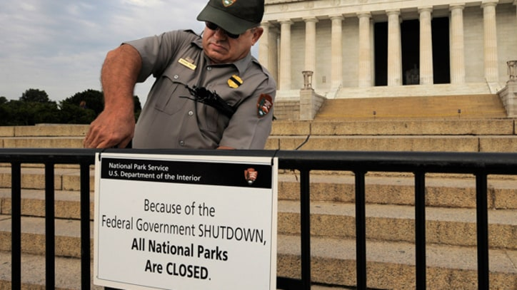 10 Horrifying Things About the Government Shutdown