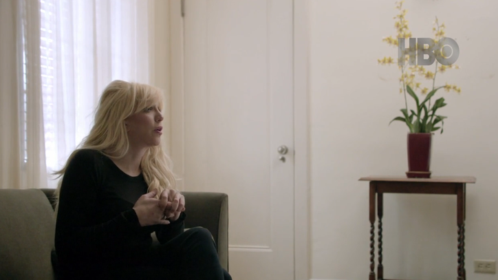 Watch Courtney Love Talk Cobain Marriage in 'Montage of Heck' Clip