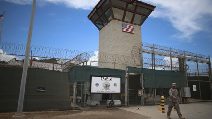 Despite Recent Pledges, Guantanamo Lumbers On