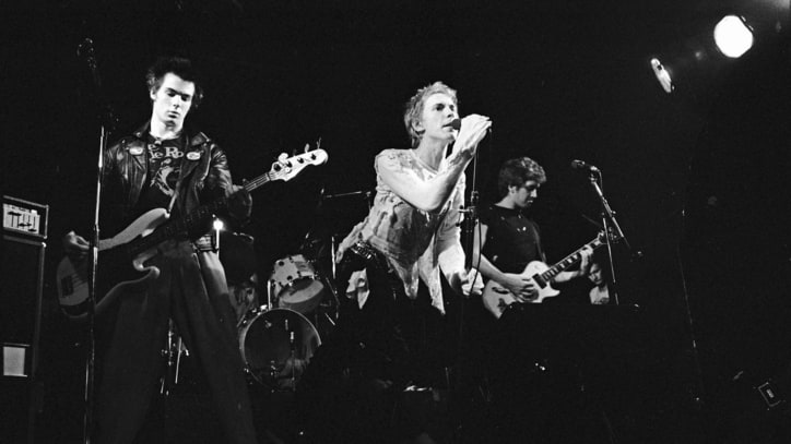 A Report on the Sex Pistols