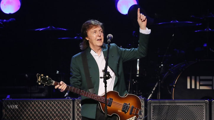 Paul McCartney: 'Let It Be' Inspired Kanye West's 'Only One'