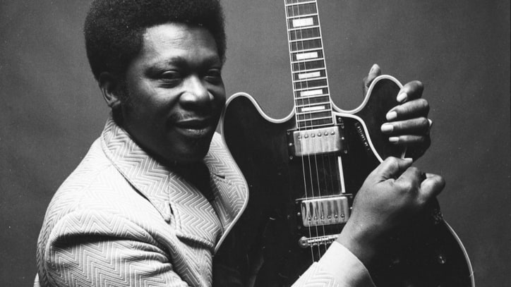 B.B. King's Life in Photos