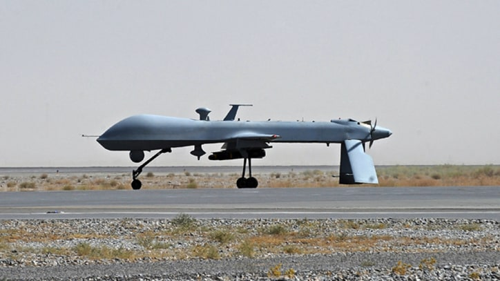 Reports: U.S. Drone Strikes Violate Laws of War