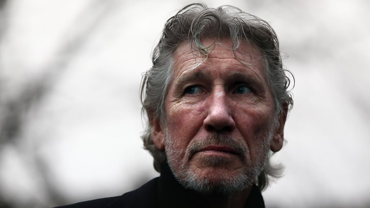 Roger Waters Slams Silicon Valley's 'Rogues and Thieves'