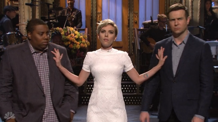 Scarlett Johansson on 'SNL': 3 Sketches You Have to See