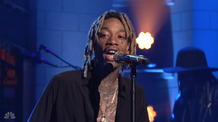 Wiz Khalifa Brings Misty 'See You Again' to 'SNL'