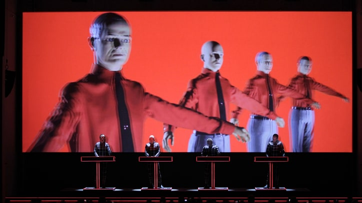 Kraftwerk Calculate New Slate of 3-D Concert Dates