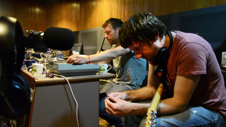 Watch Blur Create 'The Magic Whip' in 30-Minute 'Making Of' Doc