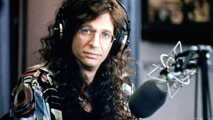 Howard Stern Does Hollywood