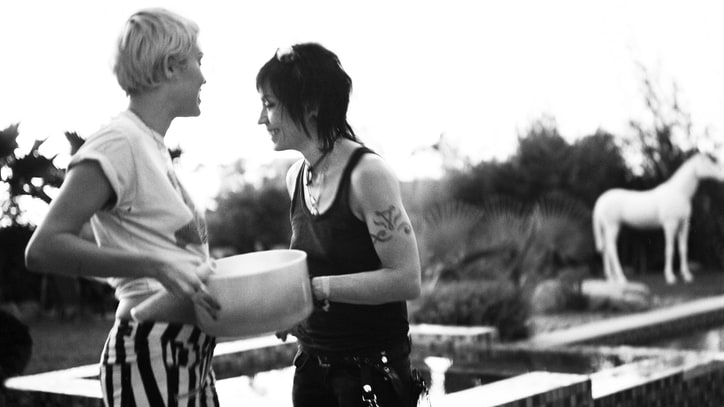 Miley Cyrus Enlists Joan Jett, Ariana Grande for New Homeless LGBT Charity