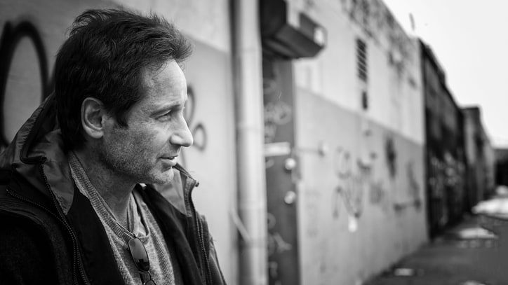 David Duchovny Really Just Wants to Sing