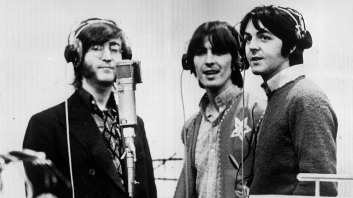Flashback: Beatles Cover Bob Dylan During 'Let It Be' Sessions