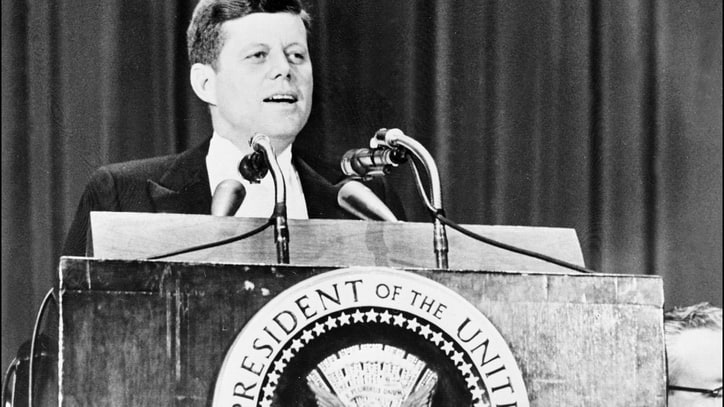John F. Kennedy's Prophetic Rebuke of Tea Party Politics