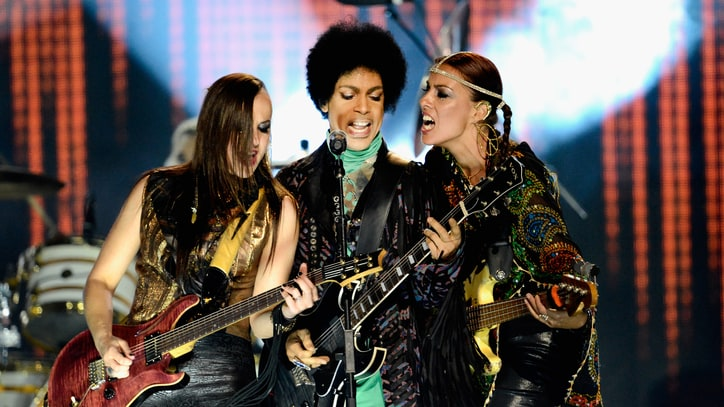 Prince Books Rally 4 Peace Concert in Baltimore