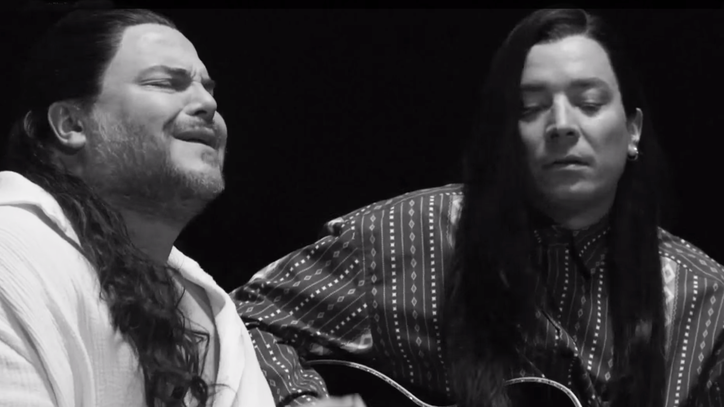Extreme: Jimmy Fallon's 'More Than Words' Is Our 'New Favorite Version'